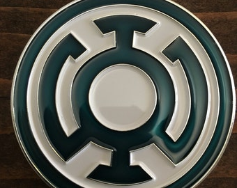 HOPE Blue Lantern Corps Challenge Coin