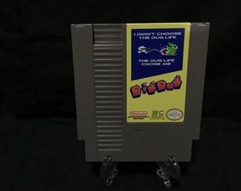 Dig Dug Nintendo NES English Game