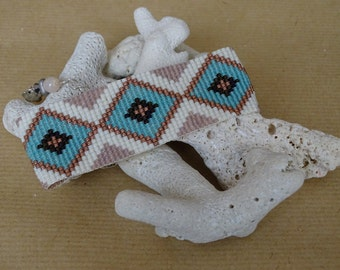 Miyuki Pastel Cuff Bracelet