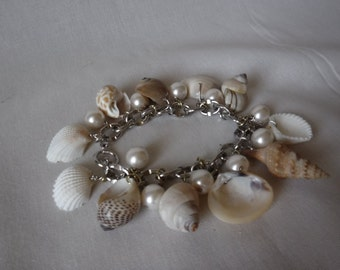 Mermaid's Seashell Bracelet
