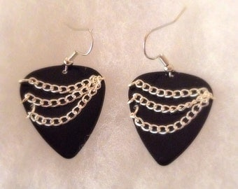 Chained Up Earrings