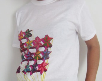 one of a kind t-shirt - Stars Forehead