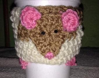 Custom Rat Mug Sleeve