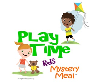 KIDS Play Time Mystery Meal