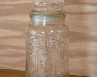 Planters Peanut Jar - vintage