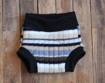 Small Wool diaper cover