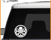 Hydra Vinyl Vehicle Decal