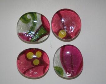Lilli Bell Magnets - Vera Bradley (Set of 4)