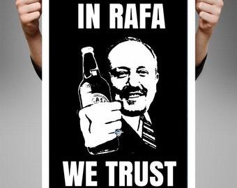 In Rafa We Trust - Broon Ale