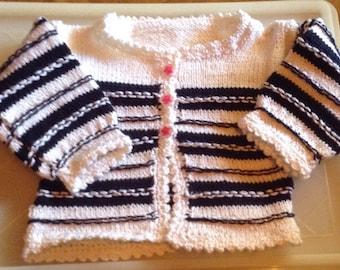 Sweet baby vest, Gr. 68
