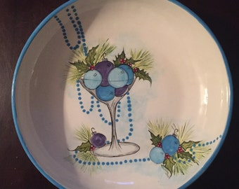 Christmas and New Years Bowl