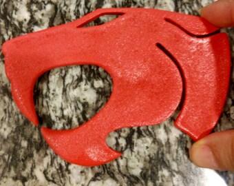 Thundercats- red custom magnet