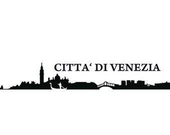 Venice Vinyl Wall sticker
