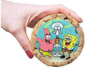 spongebob cake pan instructions