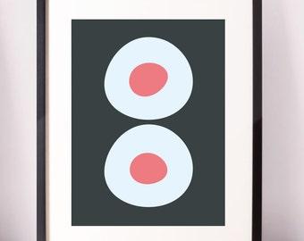 Poster Sushi / Food