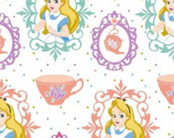 Alice In Wonderland Teacup