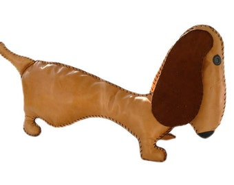 Sausage dog leather (FAT)