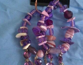 Earegette Purple sea