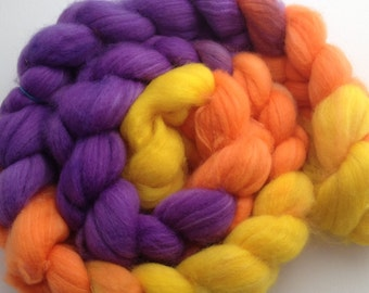 Merino/nylon approx. 150 g K140627 combed spinning tops