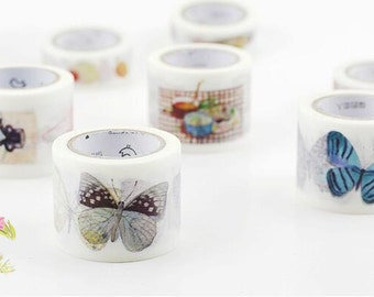 Pretty Butterfly Washi Tape