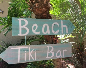 Beach & Tiki Bar