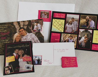 Invitation Sample Package