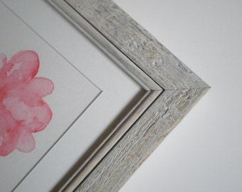 Photo frame 11x14 wood frame distressed frame rustic frame driftwood frame shabby chic frame woodcrafts cottage frame chicframeshop