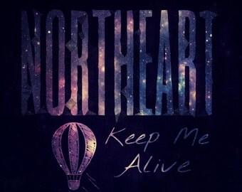 Keep Me Alive EP CD