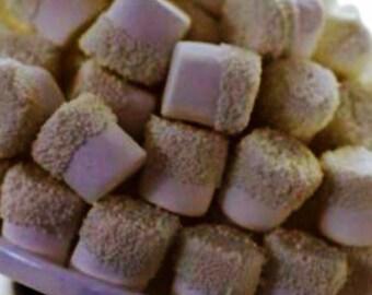White Chocolate & Coconut Marshmallows