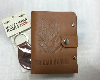 cover for a passport and for avtodokumentov