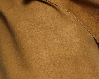 """Authentic Ultrasuede® Light #3449 Aztec Leather 58"""" Wide Fabric by the yard"""