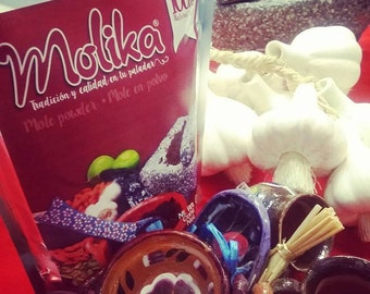 Mole Molika * tradition and quality in your palate