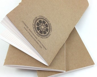 Standard Travelers Notebook Inserts - Many Sizes and Papers!