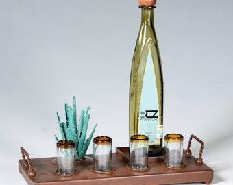 Tequilla Bottle Holder 1