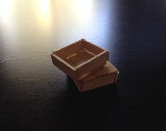 3inx4in miniture box