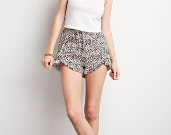 Cheetah Lounge Shorts
