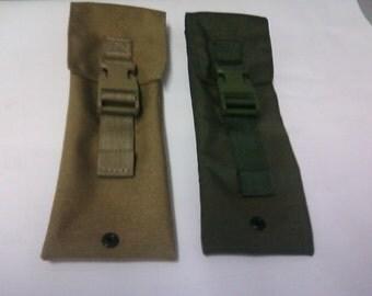 Laplander Style Folding Saw Pouch