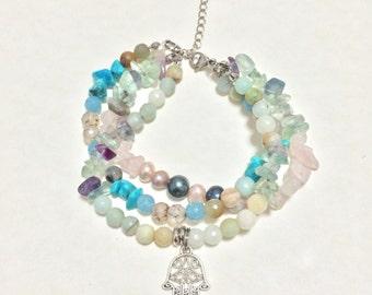 Triaña Gemstone Bracelet