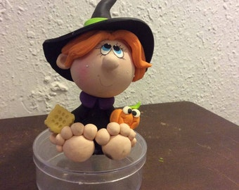 Halloween Witch Souvenir