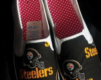 NFL steelers shoes size 8