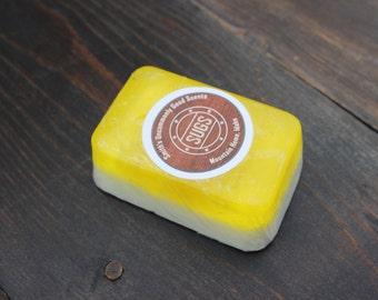 Banana Soap - Handmade Soap, Handcrafted Soap, Homemade Soap, Artisan Soap