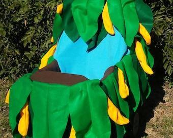 Monkey Banana Tree Stroller Costume for Halloween *Ready to Ship*