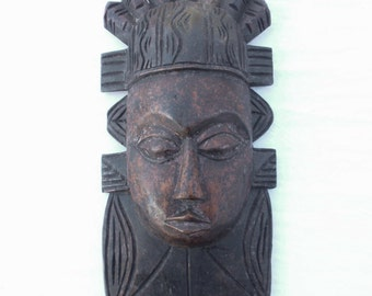 African Festac Mask