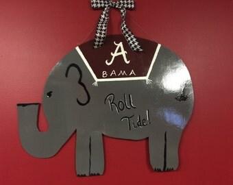 Alabama Crimson Tide Sign