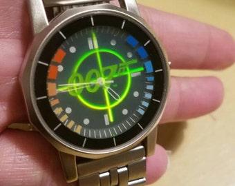 Nintendo Power Goldeneye 007 Genuine Hologram watch