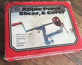 Vintage Norpro Apple parer, Slicer, & Corer