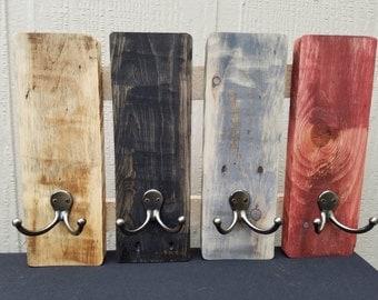 8 Hook Coat Rack