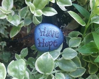 Have Hope blue