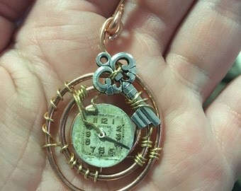 Keeper Of Time Pendant