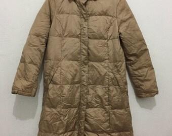Vintage michel klein paris parka jacket/bomber jacket/hooded/sweater/jacket